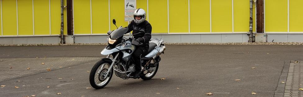 Motorrad-Coaching